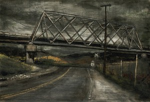 Railroad Bridge, 2005