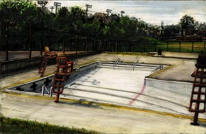 Magee Pool, 2003